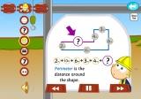 Screenshot of new Maths Learn Screen - High Rise