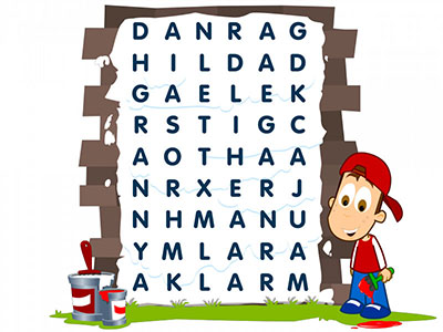 Word search EducationCity