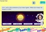 Science Test screen-shot