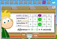 Sport's Day Maths activity