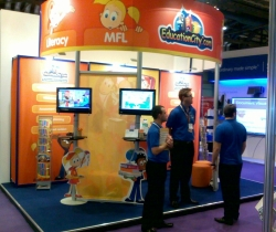 Stand at the SLF2011