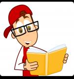 Stig reading
