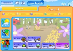 New Theme for Learn English