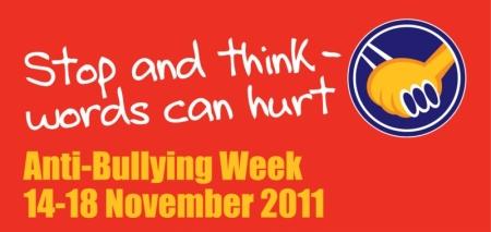 Stop and Think - Anti Bullying Week 2011