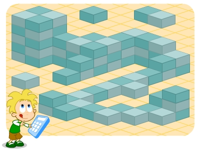 EducationCity block counting puzzle