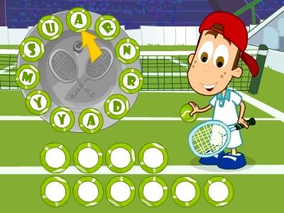 Stig at Wimbledon