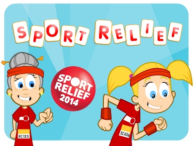 Sport Relief puzzle by EducationCity