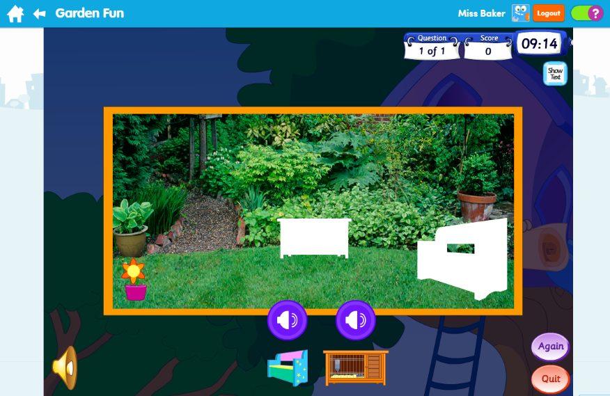 Garden Fun EYFS Activity