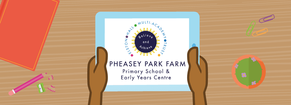 Pheasey Park Farm Primary School and Tablet